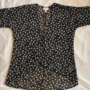 LuLaRoe Other - 2 LuLaRoe Bianca Girl's Kimono